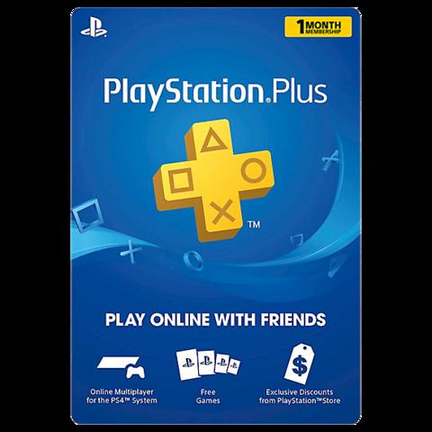 【北米版】PlayStation®Plus 1ヶ月利用権 psn プレイステーションプラス