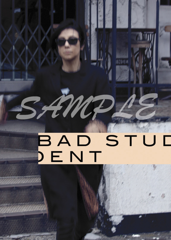 Photo Book 2018「BAD STUDENT」