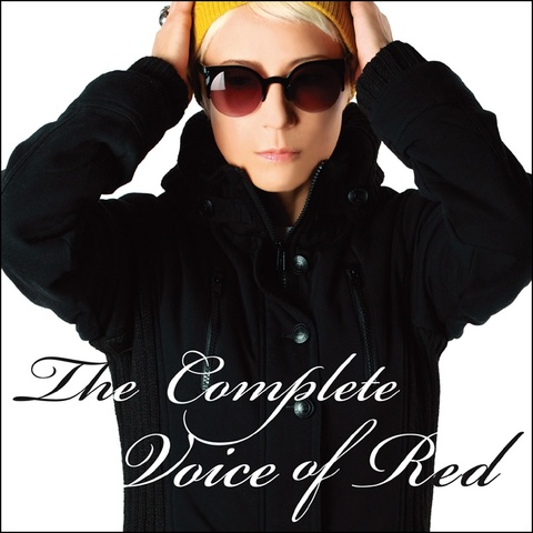 "CD ""THE COMPLETE VOICE OF RED"""