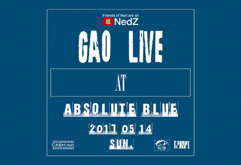 5/14 GAO LIVE at ABSOLUTE BLUE