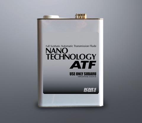 ナノテクノロジーATF (オートマチックミッションオイル)