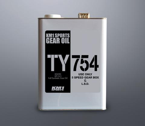 5速ミッション専用オイル  TY754