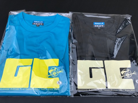 2018年ドライTシャツ