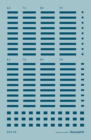 ●Z011 車番変更用マスク(青15号)