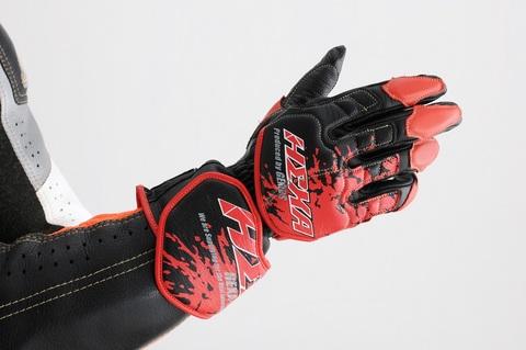 HEXA002G  BK/RED