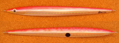 活ジグ 160g HLピンク