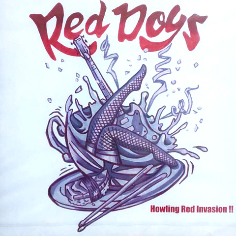 Howling Red Invasion !! / RedDogs (レッドドッグス)