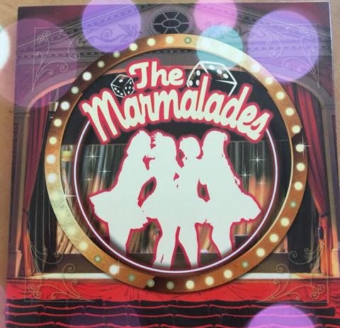 The Marmalades 1stミニアルバム  / The Marmalades (ザ マーマレーズ)