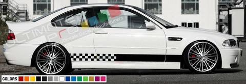 グラフィック デカール ステッカー 車体用 / BMW M3 E46 2000-2006 / ストライプキット