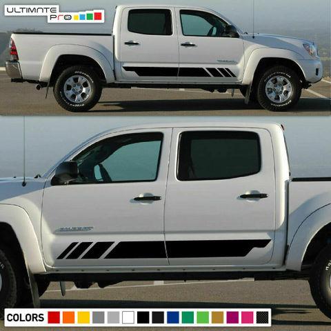 グラフィック デカール ステッカー 車体用 / トヨタ タコマ 2010 2011 2012 V8 / ストライプキット