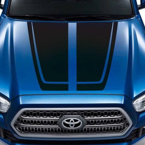 グラフィック デカール ステッカー 車体用 / トヨタ タコマ 2016-2018 / TRD スポーツ フードデカール
