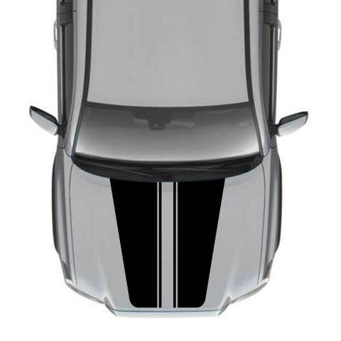 グラフィック デカール ステッカー 車体用 / トヨタ タコマ / 4x4 モダン フードステッカー