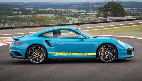 グラフィック デカール ステッカー 車体用 / ポルシェ タイカン カイエン パナメーラ 911カレラ / ストライプ グラフィックス・ステッカー