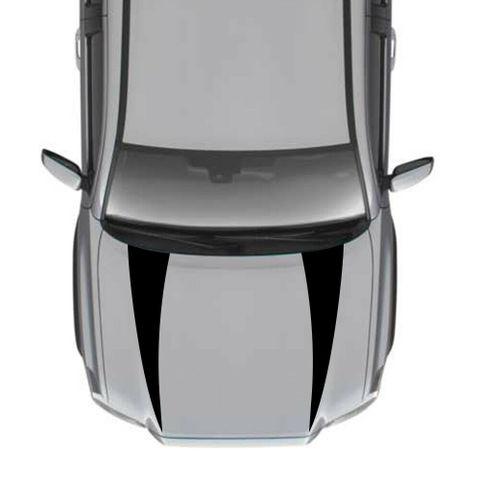 グラフィック デカール ステッカー 車体用 / トヨタ タコマ 2014-2019 / フードステッカー