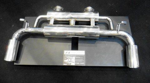 レクサス Lexus SC430 ソアラ UZZ40 3UZ-FE 02-10  Top Speed Pro-1 リアセクション スポーツ マフラー CATBACK-LXSC430-REAR【特価在庫セール品】