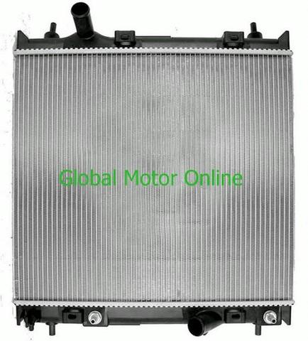 クライスラー PTクルーザー 04-10 社外純正ラジエター CSF 2972