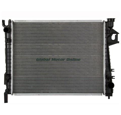 ダッジ ラムトラック ラム1500 2500 3500 ラジエター 02-08 radiator 2480