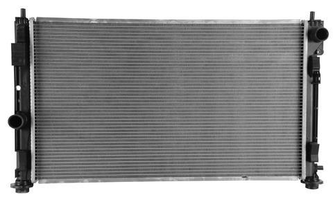 ジープ コンパス 2.0 2.4 L4 MK 2007-2018 / パトリオット 2.0 2.4 L4 2007-2017 / 社外純正仕様 ラジエター / 2951