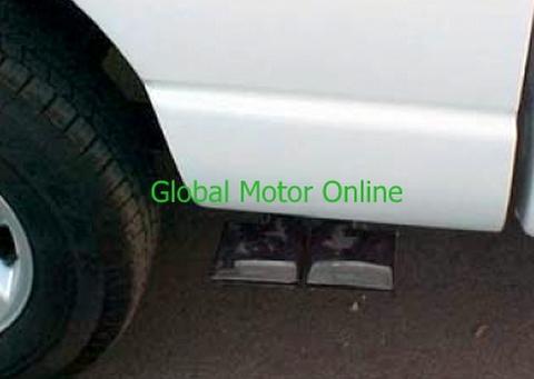ダッジ ラムトラック 5.7 HEMI 03 ギブソン Super Truck マフラー   6521