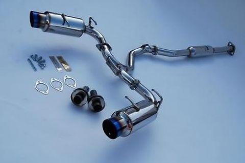 Toyota トヨタ 86 Subaru スバル BRZ 2012 Invidia  Titanium Tip CAT-BACK EXHAUST チタンマフラーエンド N1 マフラー