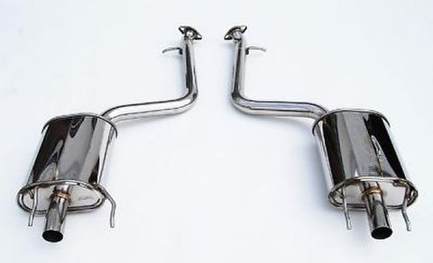 Lexus レクサス GS350 2012- Invidia Axle-Back Exhaust Q300 マフラー