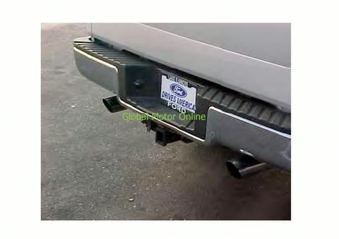 F150 スーパー/ショートベッド 11-12 ギブソン スプリットデュアル マフラー  9541