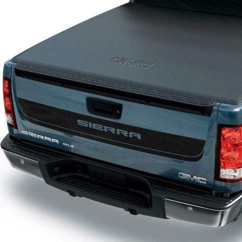 グラフィック デカール ステッカー 車体用 / GMC シエラ 2008-2014 / ベッド テール ゲート アクセント ストライプ