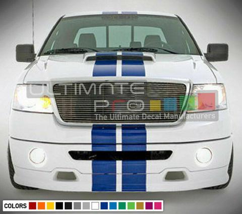 グラフィック デカール ステッカー 車体用 / フォード F-150  2006 2007 2008 / V8 フルボディ ストライプキット
