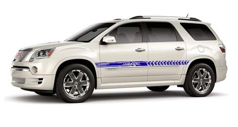グラフィック デカール ステッカー 車体用 / GMC アカディア / ストライプ・ステッカー