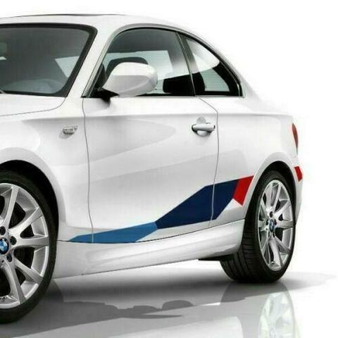 グラフィック デカール ステッカー 車体用 / BMW 1シリーズ E82 2004-2013 / クーペM パフォーマンス
