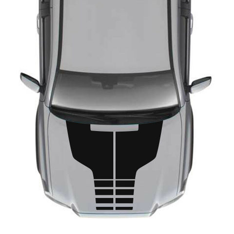 グラフィック デカール ステッカー 車体用 / トヨタ タコマ / モダン フードステッカーキット