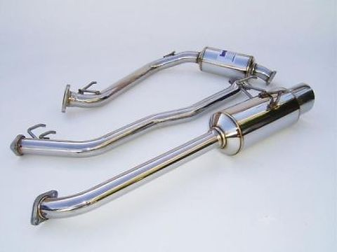 Honda Fit ホンダ フィット 2006-2009 Invidia  CAT-BACK EXHAUST N1 マフラー