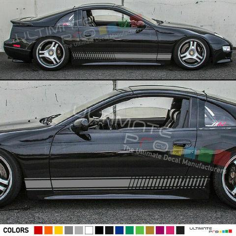 グラフィック デカール ステッカー 車体用 / 日産 フェアレディZ 300zx / ストライプグラフィック