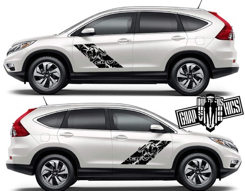 グラフィック デカール ステッカー 車体用 / ホンダ CR-V / グラフィック スペシャル・ステッカー