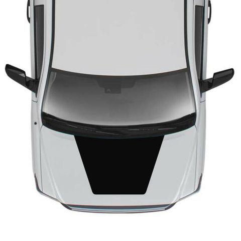 グラフィック デカール ステッカー 車体用 / トヨタ タンドラ / 4x4 フードステッカー