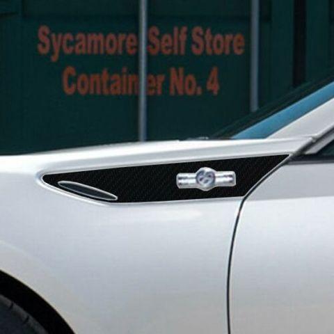 グラフィック デカール ステッカー 車体用 / トヨタ GT86 / 3D カーボン ビニール フェンダー