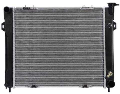 ジープ グランドチェロキー5.2L V8 93-97 純正仕様 ラジエター csf 3249