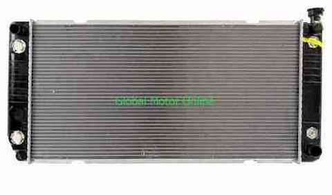 タホ ユーコン 92-99 社外 純正仕様 ラジエター  2row/2層 1520/ 1520C / CU624