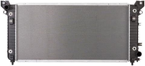 キャデラック エスカレード 6.2 V8 15-16 / シボレー シルバラード タホ GMC シエラ ユーコン 5.3 6.2 V8 14-16 / 社外純正仕様 ラジエター / 13397