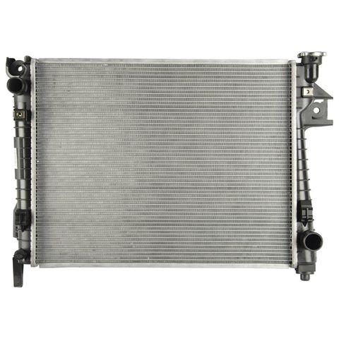 ダッジ ラムトラック ラム1500 2500 3500 ラジエター 04-08 radiator 2813 【特価在庫セール品】