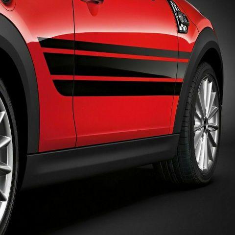 グラフィック デカール ステッカー 車体用 / ミニ クーパー F56 2014-2018 / ジョンクーパー ワークスプロ サイドストライプ