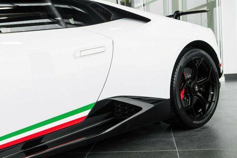 グラフィック デカール ステッカー 車体用 / ランボルギーニ ガヤルド / ストライプステッカー