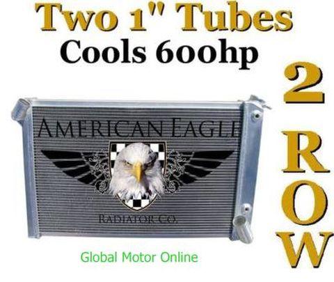 コルベット C4 84-89 American Eagle オールアルミ ラジエター AE829/EC829