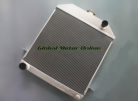 フォード 305 V8エンジン アルミラジエター 39-40 v8 305 radiator FDT001F FDR032 CC4001FD