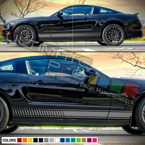 グラフィック デカール ステッカー 車体用 / フォード マスタング GT / ストライプキット