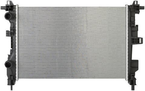 ジープ レネゲード 2.4 L4 15-19 / フィアット 500X 2.4 L4 16-18 / 社外純正仕様 ラジエター / 13533