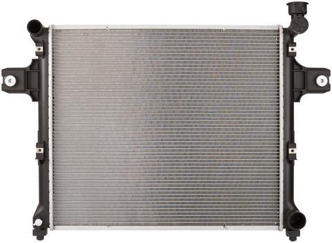 ジープ  グランド チェロキー / コマンダー 05-10  JEEP GRAND CHEROKEE WK WH 3.0 3.7 V6 4.7 6.1 V8 05-10  / 社外純正仕様 ラジエター / 2839