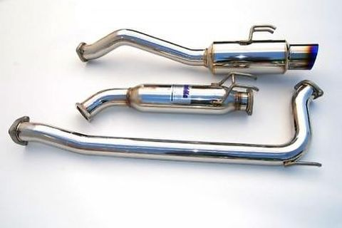 Honda Civic Si Coupe (70mm) 2006-2011 Invidia  CAT-BACK EXHAUST N1 マフラー