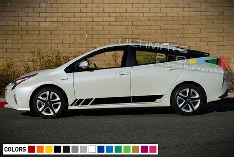 グラフィック デカール ステッカー 車体用 / トヨタ プリウス / サイドドア ステッカーキット