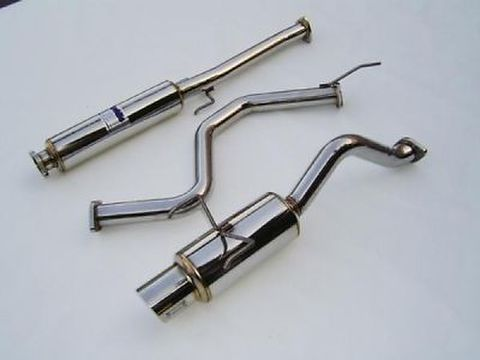 Honda Civic ホンダ シビック EG6 3-DR 1992-1995 Invidia  CAT-BACK EXHAUST N1 マフラー